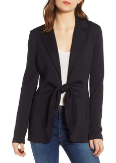 Bailey 44 Mary Jane Tie Front Blazer