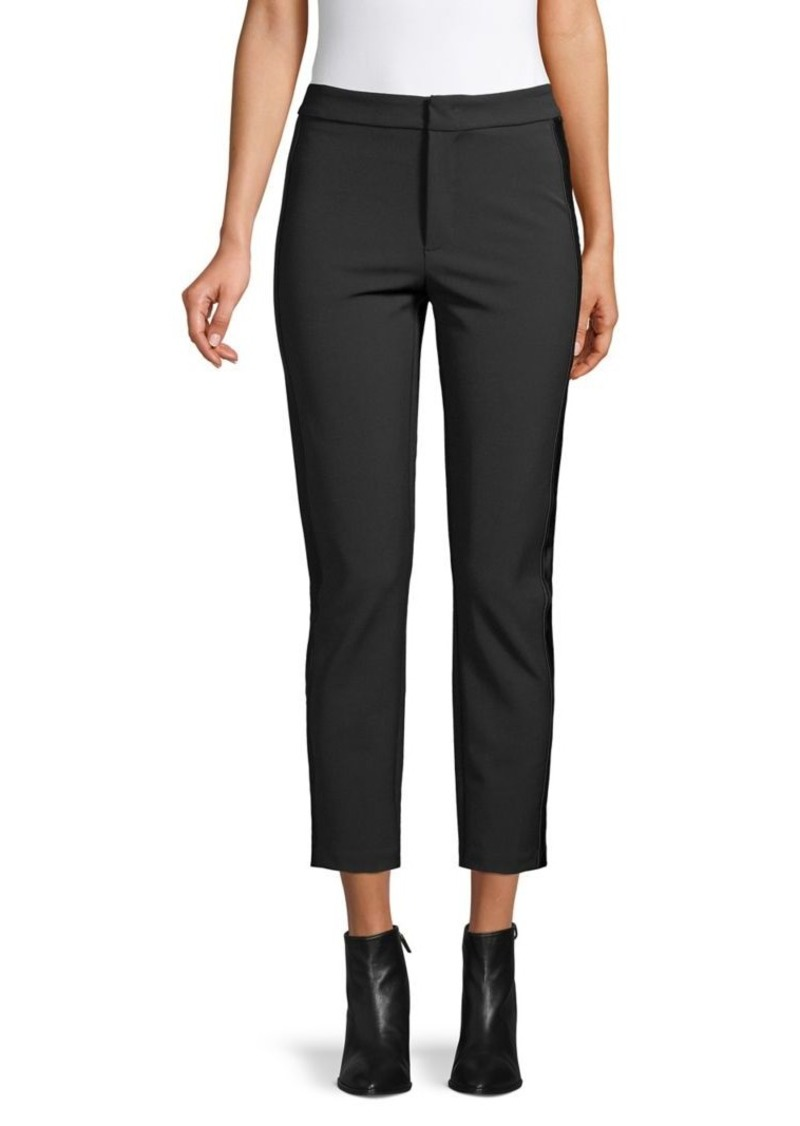 Bailey 44 Mid-Rise Ankle Pants