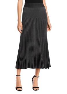 Bailey 44 Nadine Pleated Sweater Skirt