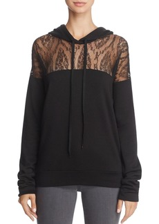 Bailey 44 Nightmare at The Monastery Lace-Inset Hoodie