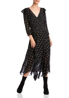 Bailey 44 Ophelia Ruffled Midi Dress