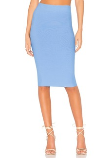 Bailey 44 Poly Sci Skirt