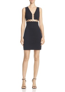 Bailey 44 Rad Hardware Cutout Dress
