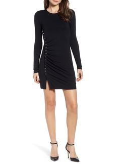 Bailey 44 Radiate Stud Detail Body-Con Dress