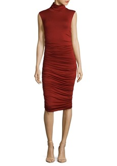 Bailey 44 Ruched Bodycon Dress