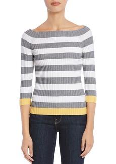 Bailey 44 Salty Dog Striped Rib-Knit Sweater