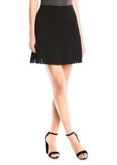 Bailey 44 Samantha Pleated-Hem Mini Skirt
