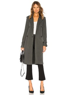 Bailey 44 Secret Agent Superluxe Fleece Trench