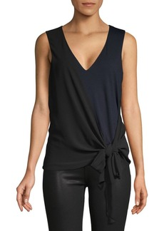 Bailey 44 Self-Tie Sleeveless Top