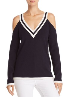 Bailey 44 Sheffield Cold-Shoulder Sweater