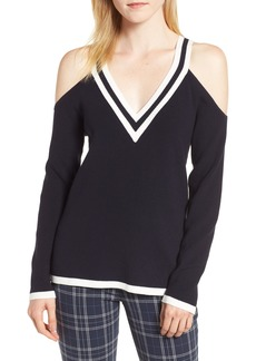 Bailey 44 Sheffield Cold Shoulder Sweater