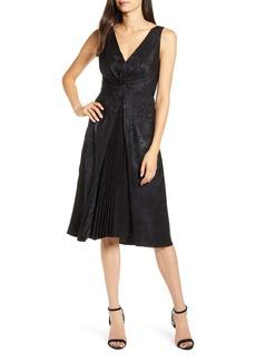 Bailey 44 Sofia Pleat Detail Dress