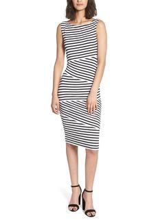Bailey 44 Stripe Column Dress