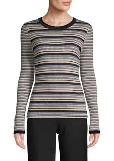 Bailey 44 Striped Crewneck Sweater