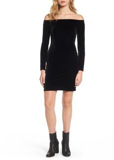 Bailey 44 Stroke of Midnight Body-Con Dress