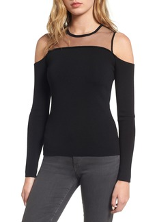 Bailey 44 Swallowed Whole Cold Shoulder Sweater