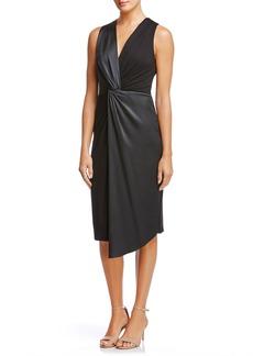 Bailey 44 Twist Front Sleeveless Dress