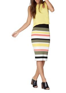 Bailey 44 Varadero Stripe Knit Skirt