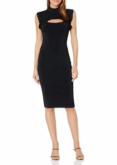 Bailey 44 Women's Bewitched Keyhole Dress  XS
