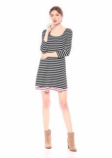 Bailey 44 Women's De La Crème Venice Stripe Dress