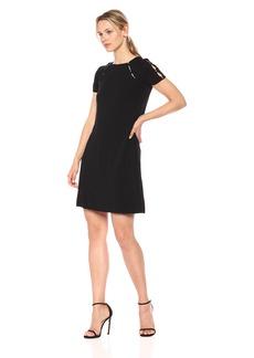Bailey 44 Women's Dust Up Short Sleeve Dress  M