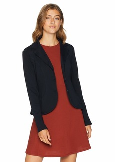 Bailey 44 Women's Graduate Button Down Collared Jacket  M