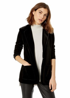 Bailey 44 Women's jack Velvet Casual Jacket  M