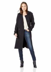 Bailey 44 Women's Secret Agent Superluxe Fleece Trench Coat  S