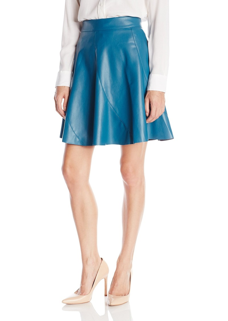 bailey 44 bailey 44 s sedgwick faux leather skirt