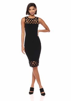 Bailey 44 Women's Shake Your Groove Thing Date Night Dress  M