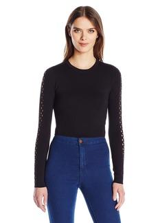 Bailey 44 Women's Short Splice Sweater  M