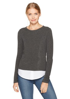 Bailey 44 Women's Staten Sweater Top anthracita S