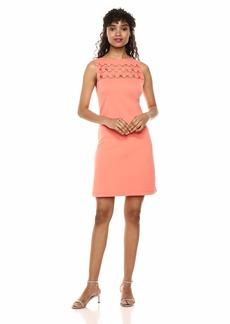 Bailey 44 Women's Transcendental Circle Cut Out Shift Dress