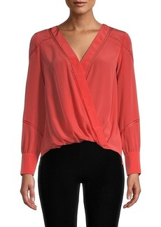 Bailey 44 Corine Crossover Blouse