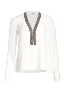 Bailey 44 Dalia Embellished Blouse
