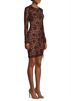 Bailey 44 Disinformation Lace Sheath Dress