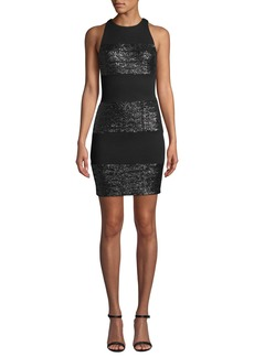 Bailey 44 Do The Hustle Sequined Cocktail Dress