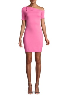 Bailey 44 Don't Bring Me Down Short-Sleeve Body-con Mini Dress