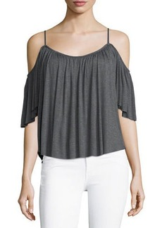 Bailey 44 Fairy Cold-Shoulder Top