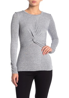 Bailey 44 Girl Crush Twist Front Sweater