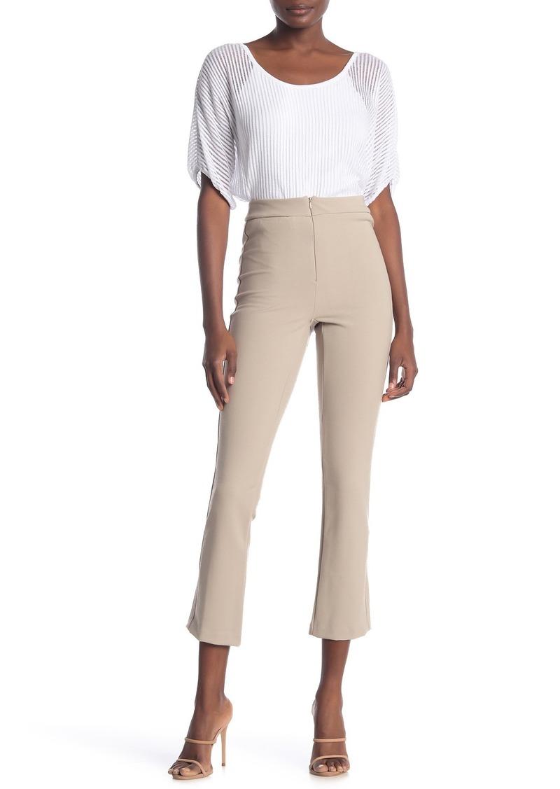 Bailey 44 Goodwin Front Zip Pants