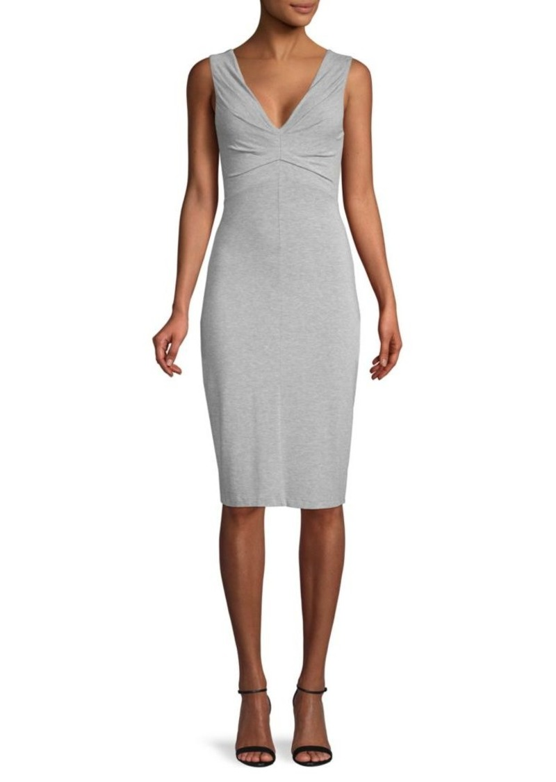 Bailey 44 Heathered Sheath Dress