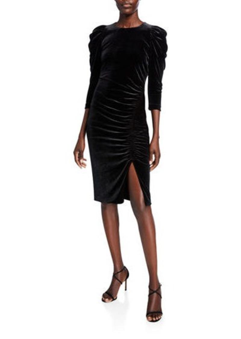 Bailey 44 Lily Velvet Cocktail Dress