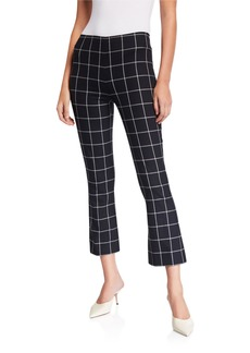 Bailey 44 Pirozhki Cropped Plaid Pants