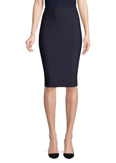 Bailey 44 Poly Sci Tube Skirt