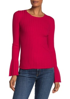Bailey 44 Ribbed Bell Sleeve Top