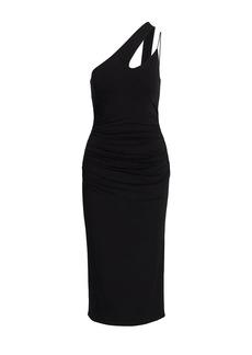 Bailey 44 River One-Shoulder Midi Dress