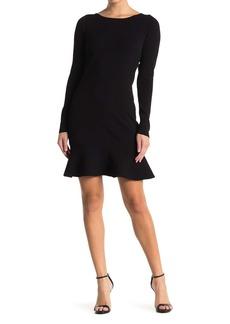 Bailey 44 Tara Flared Hem Dress