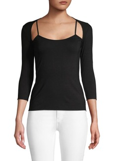 Bailey 44 Turn Out Layered Top