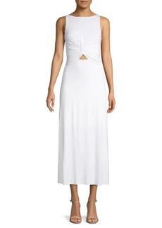 Bailey 44 Twist Cut-Out Sheath Dress